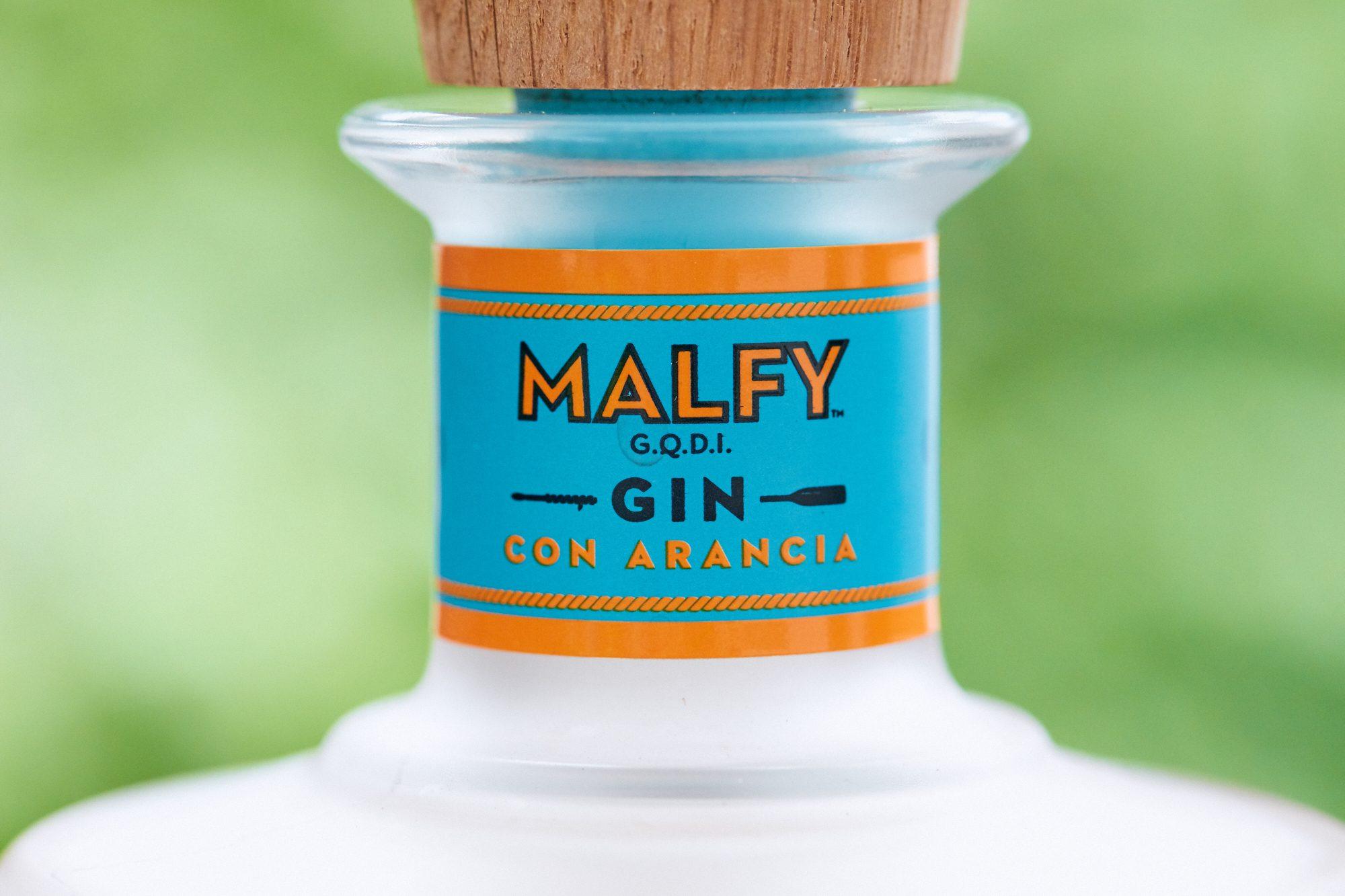 """""""MALFY"""" con Arancia Gin"""