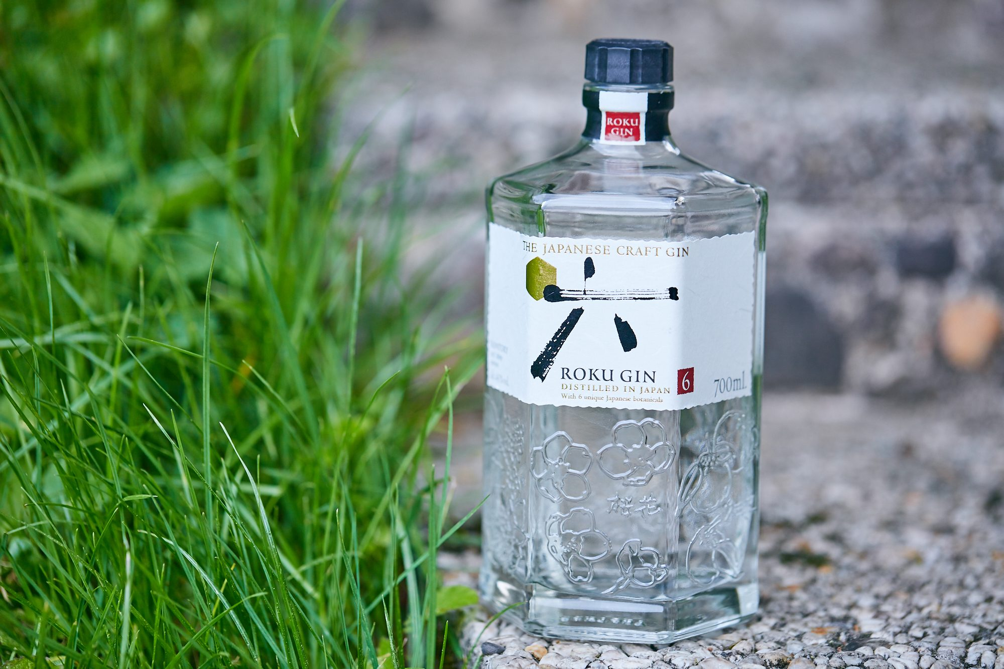 """Roku"" Japanese Craft Gin"