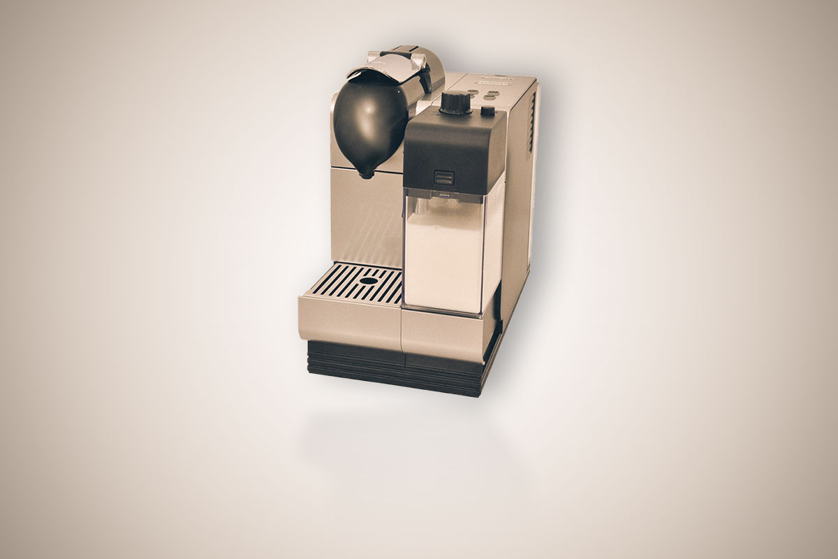 Extrem Anleitung: Nespresso Maschine Lattissima (Plus) alle 4 Tasten ON01