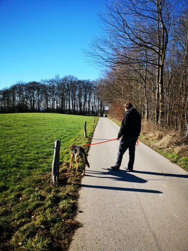 Spaziergang bei Eikamp