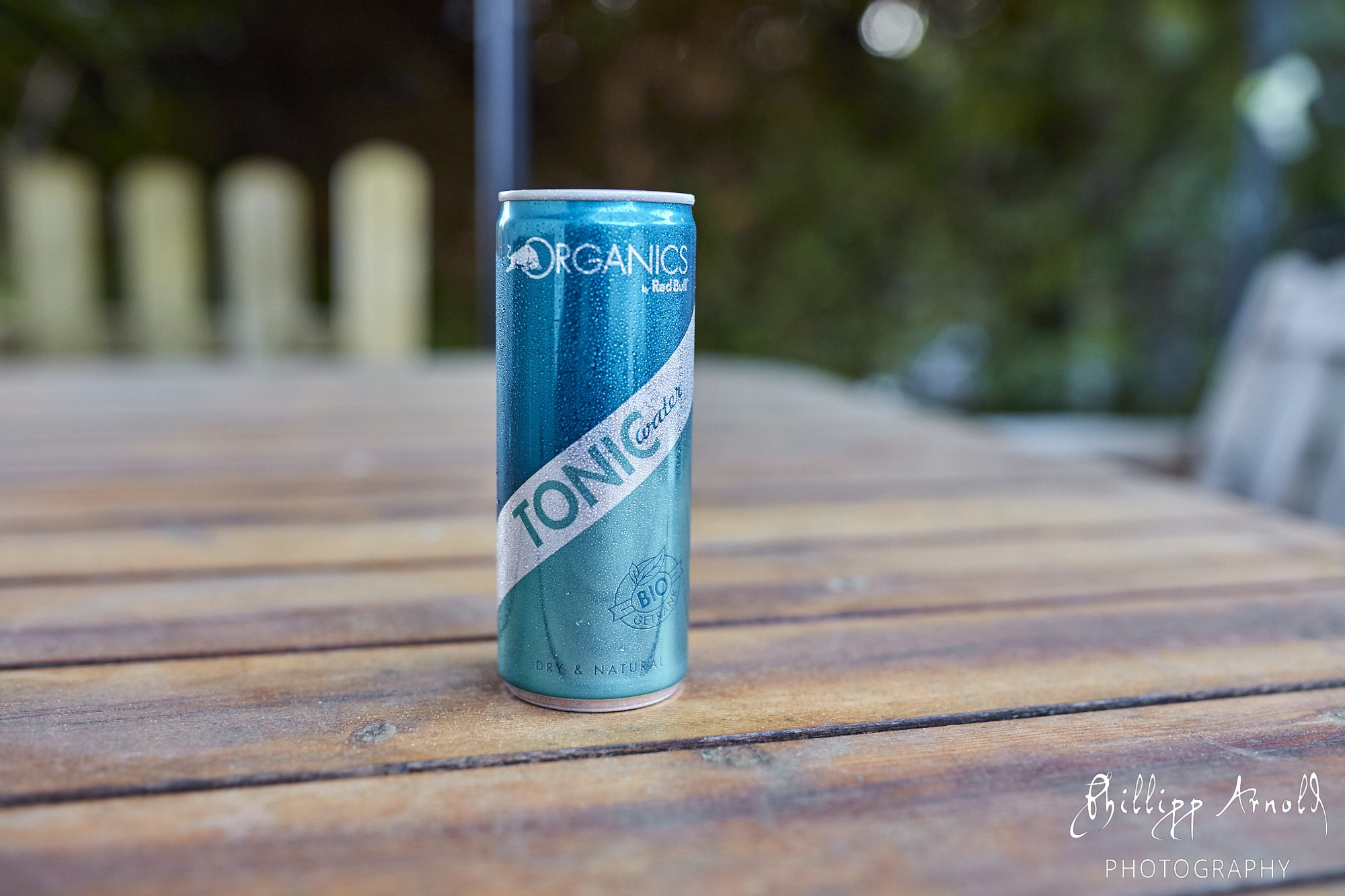 Tonic Water - Red Bull Organics Tonic Water