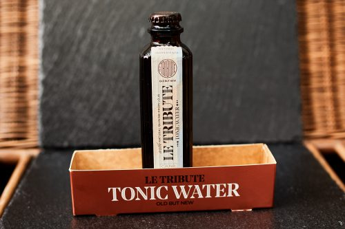 "Tonic Water ""Le Tribute"""