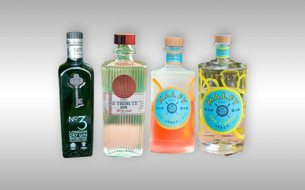 Meine Gin Sammlung (September 2019)