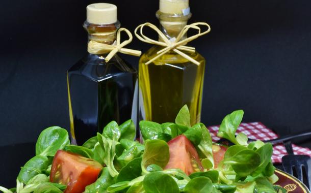 Rezept - Balsamico Granatapfel Dressing
