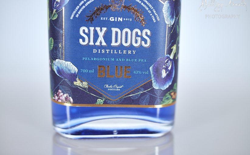 Gin - Six Dogs Blue Gin