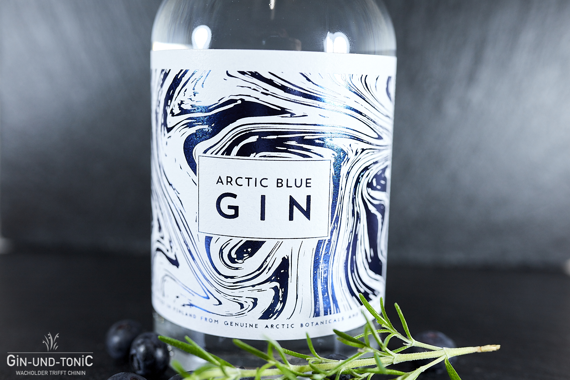 Arctic Blue Gin