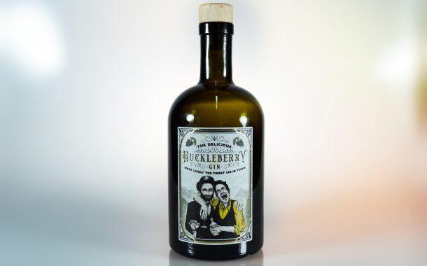 Gin - Huckleberry Gin