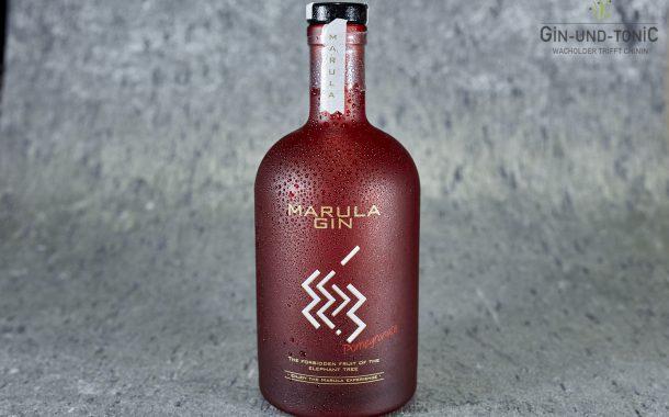 Gin - Marula Granatapfel