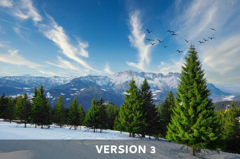 Magic Mountains Version 3