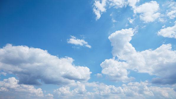 Blue Sky Texture 13