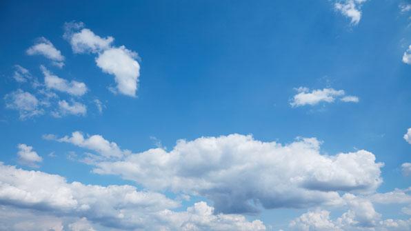 Blue Sky Texture 14