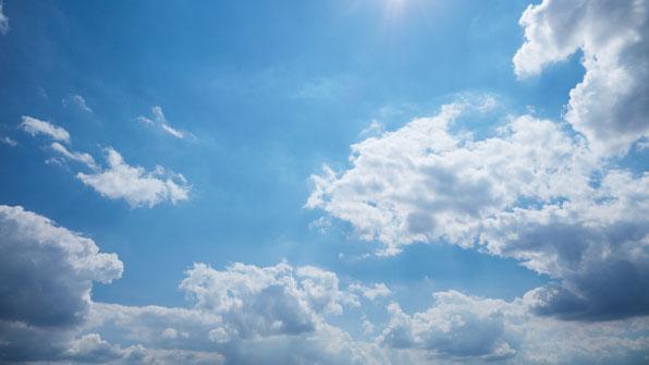 Blue Sky Texture 17