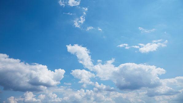 Blue Sky Texture 19