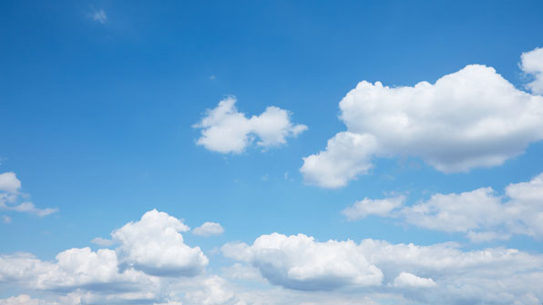 Blue Sky Texture 21