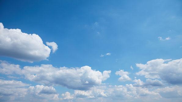 Blue Sky Texture 22