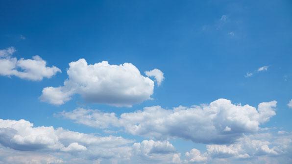 Blue Sky Texture 23