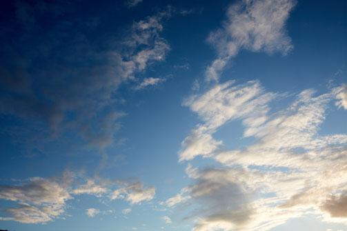 Blue Sky Texture 3