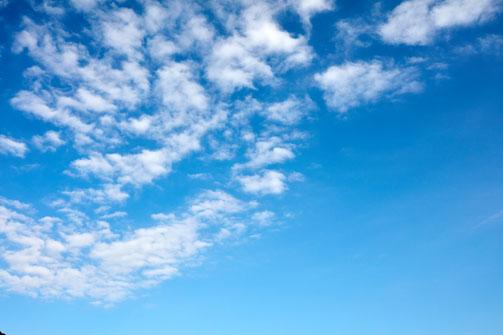 Blue Sky Texture 5