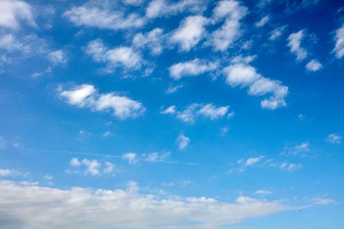 Blue Sky Texture 7