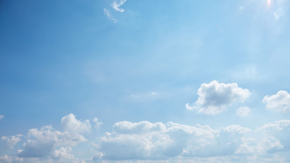 Blue Sky Texture 9