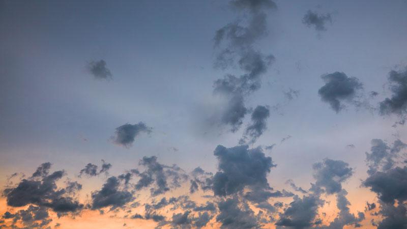 Dramatic Sky Texture 9
