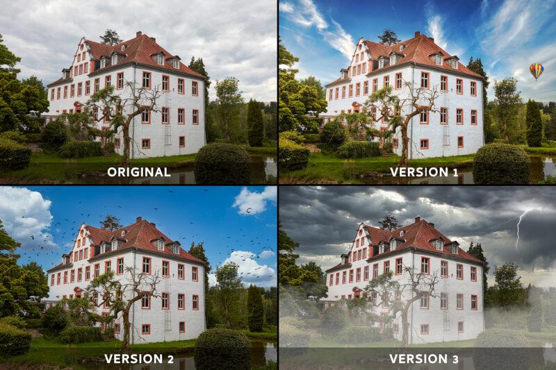 Schloss Georghausen 4in1