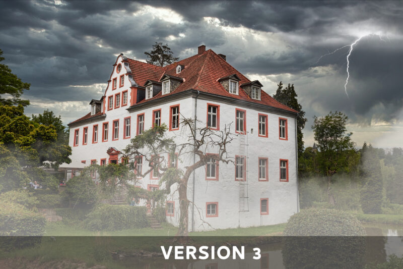 Schloss Georghausen Version 3