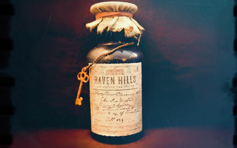 Gin - Raven Hills