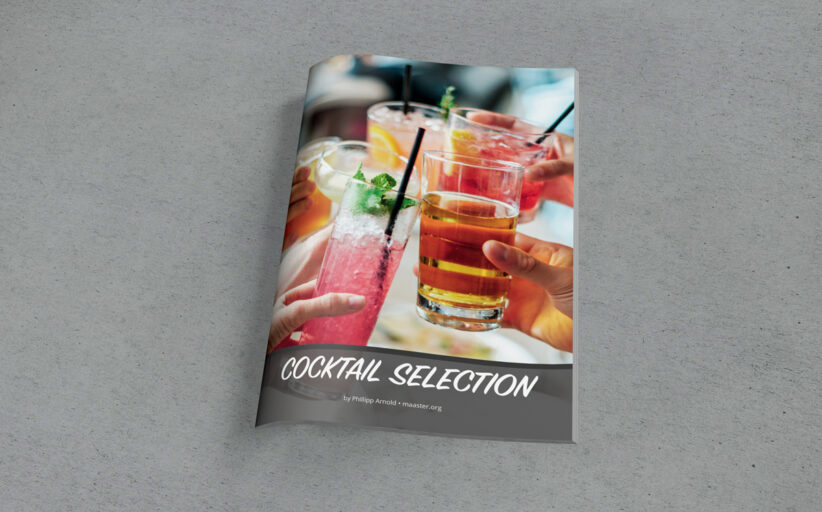 Download - Cocktail Selection – Cocktailhandbuch als kostenloses PDF