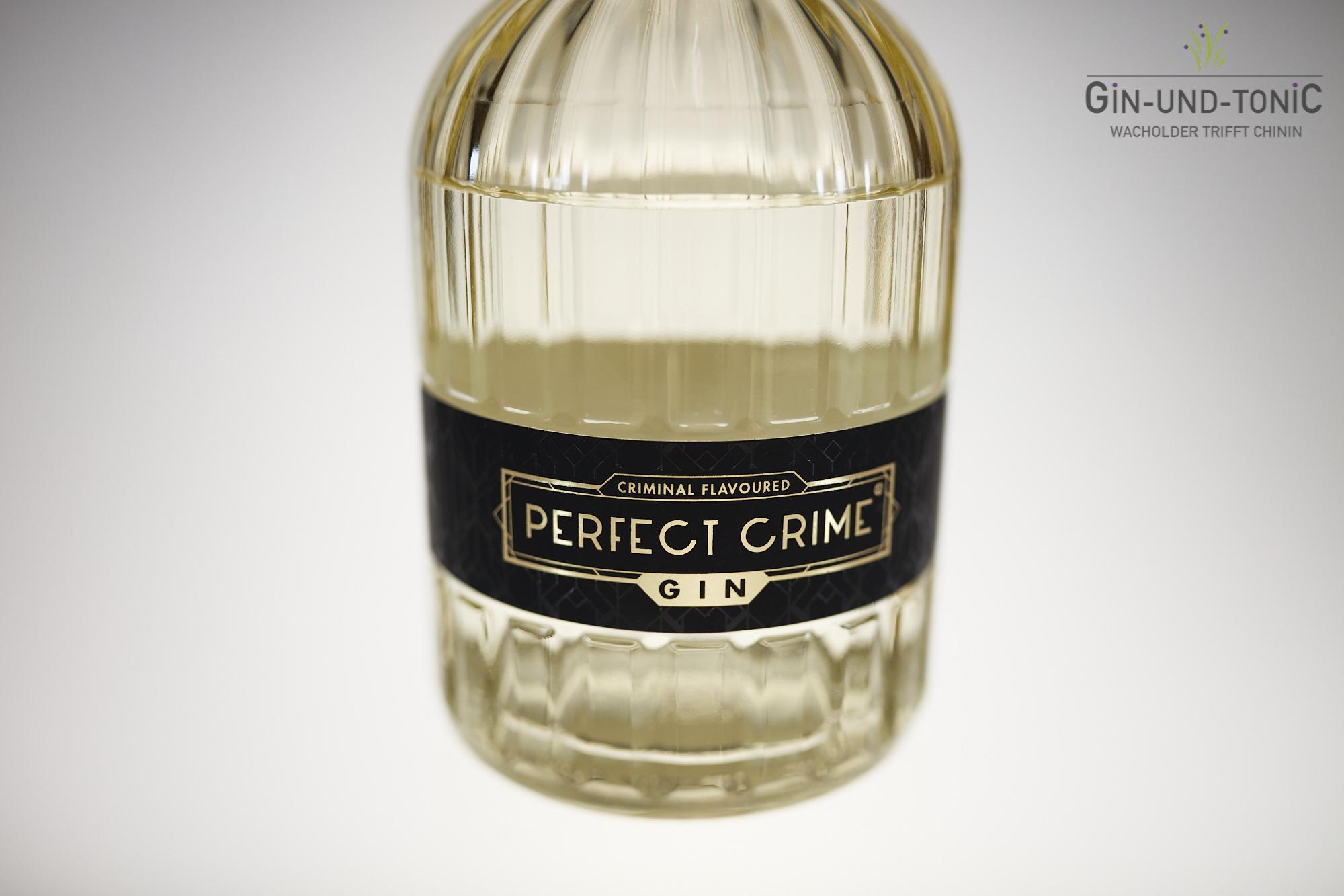 Perfect Crime Gin