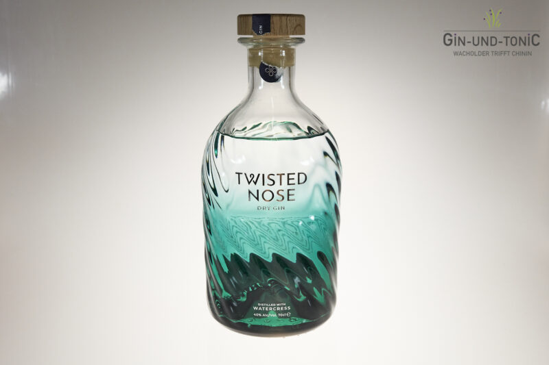 Twisted Node Gin